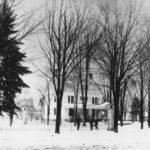 DAN RICE HOUSE | Vintage Photo