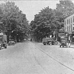 EAST MAIN STREET 1920'S | Vintage Photo