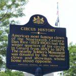 HISTORIC MARKER SOUTH PARK | Sign photo